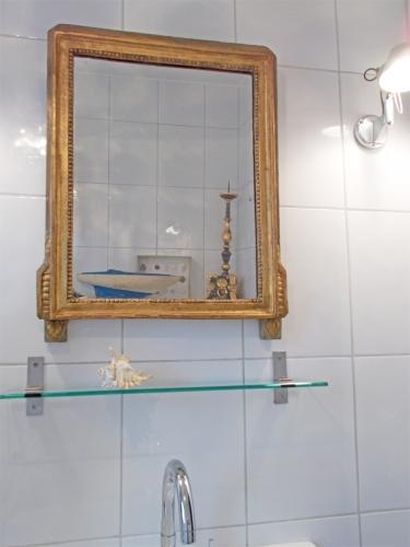 antiker louis seize spiegel. Black Bedroom Furniture Sets. Home Design Ideas