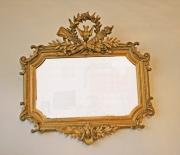 Antiker Salonspiegel, Historismus, Frankreich