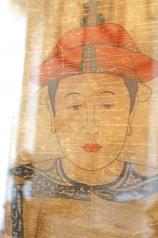 Ahnenbild, Asien