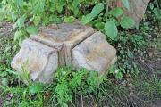 Alte Säulenbasis, Stein