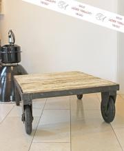 Alter Rollwagen, Industriedesign