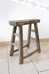 Antiker Holz Hocker