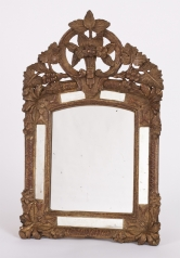 Antiker Kommoden Spiegel, Louis-XIV, Frankreich