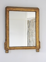 Antiker Louis Seize Spiegel