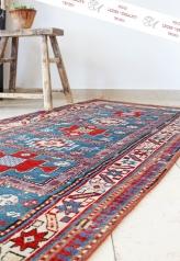 Antiker Sammler Teppich, Schirwan, Kaukasus