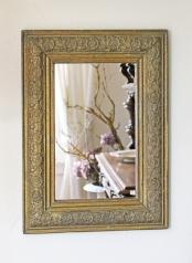 Antiker Spiegel, Jugendstil