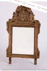 Antiker Wandspiegel, Louis Seize Stil