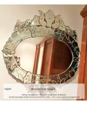 Antiker, venezianischer Spiegel