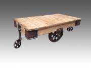 Ein Rollwagen, Industriedesign