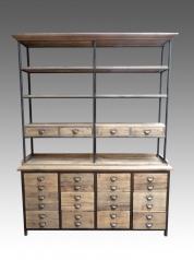 Ein Schubladen Regal, Industriedesign II