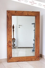 Ein großer, Landhaus Spiegel