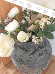 Eine alte Vase
