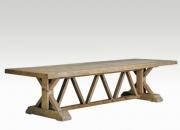 Großer Tisch, Landhaus