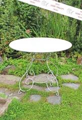 Garten-Tisch, Eisen, Frankreich