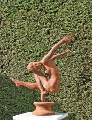 Gartenskulptur, Tänzerin
