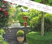 Gartenskulptur, Springbock