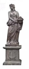 Große Garten Statue, Frühling, Steinguss