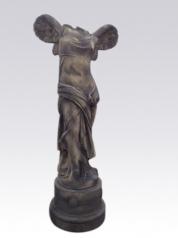 Große Garten Statue, Siegesgöttin, Steinguss