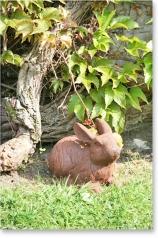 Hase -  Kaninchen, Gusseisen, * € 49,- *