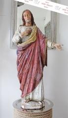 Heiligenfigur, Herz Jesu