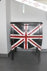 Kommode, Union Jack