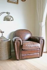 Ledersessel, Vintage, * € 1.390,- *