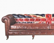 Lounge Sofa, Union Jack, * € 3.690,- *