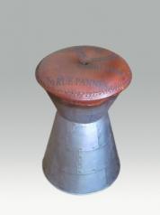 Sitzhocker. Beistellhocker, Industrie Design