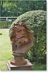 Skulptur, Herrenbüste