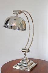 Tischleuchte, Art déco Stil, * € 390,- *